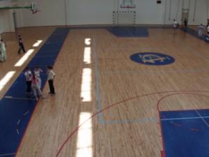 Sport arena in Latvia - Select