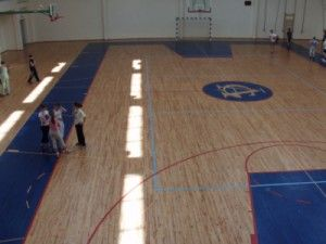 Sport arena in Latvia - Select